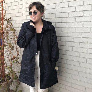 NWT Michael Kors Fleece Lined Camo Jacket - 2X